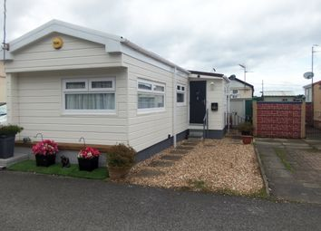 Thumbnail 1 bed mobile/park home for sale in Halewood Caravan Park, Lower Road, Halewood, Liverpool
