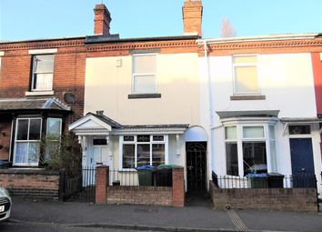Thumbnail 3 bed terraced house for sale in Wharfedale Street, Wednesbury