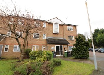 Thumbnail 2 bed flat for sale in Quilter Close, Luton