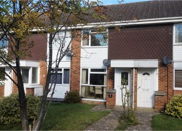 Thumbnail 2 bed terraced house for sale in Butcher Close, Staplehurst