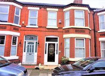 Thumbnail 3 bed terraced house for sale in Rimmington Road, Liverpool