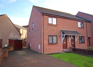 Thumbnail 3 bed semi-detached house for sale in 2 Beatham Court, Penrith, Cumbria