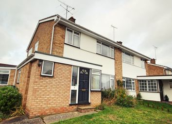 Thumbnail 3 bed semi-detached house for sale in Sorrell Close, Little Waltham
