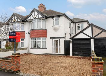 Thumbnail 4 bedroom semi-detached house for sale in Lyndhurst Avenue, Surbiton