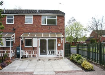 Thumbnail 1 bed end terrace house to rent in Sycamore Avenue, Congleton