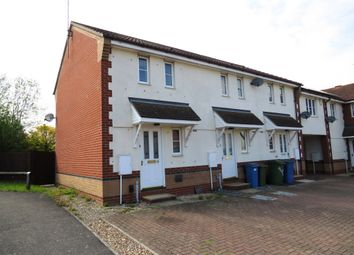 Thumbnail 1 bed end terrace house for sale in Skipper Road, Pinewood, Ipswich