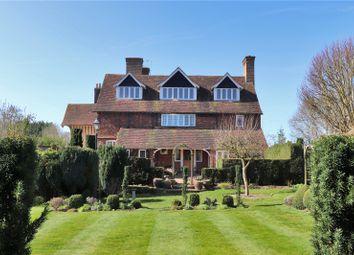 Friezley Lane, Cranbrook, Kent TN17. 4 bed semi-detached house for sale