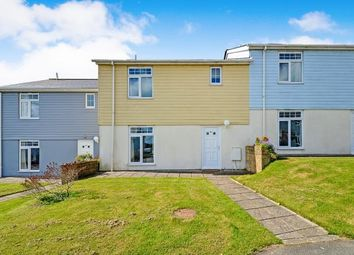 Thumbnail 4 bed terraced house for sale in Newquay, Cornwall, England