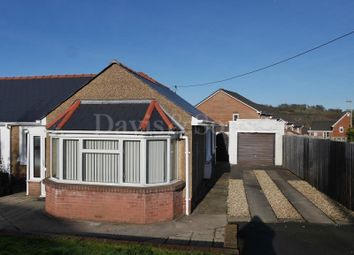 Thumbnail 2 bed semi-detached bungalow to rent in Pennar Lane, Pentwynmawr, Newbridge, Newport.