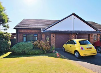 Thumbnail 2 bed semi-detached bungalow for sale in Princess Parc, Indian Queens, St. Columb