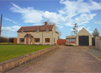 Thumbnail 3 bed detached house for sale in Old School Lane, Wattlesborough, Shrewsbury