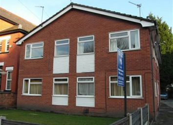 Thumbnail 2 bed flat to rent in Oswald Road, Chorlton, Manchester