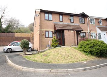 Thumbnail 2 bedroom terraced house for sale in Oaklands View, Greenmeadow, Cwmbran