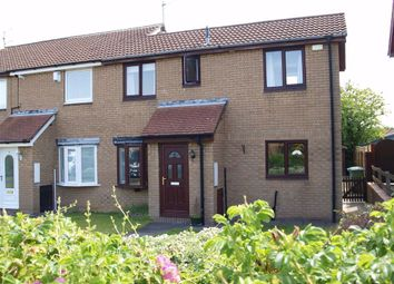 2 bed end terrace house for sale in Humsford Grove, Cramlington NE23