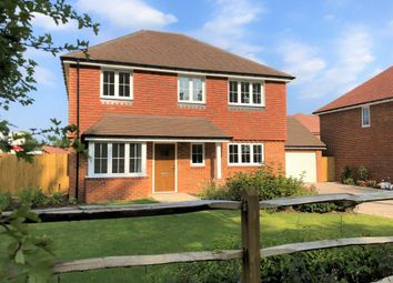 Thumbnail 4 bed detached house for sale in Foreman Road, Ash