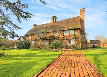 Thumbnail 5 bed detached house to rent in Red Lane, Hurst Green, Oxted