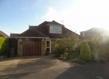 Thumbnail 4 bed bungalow for sale in Larkhill, Bexhill-On-Sea