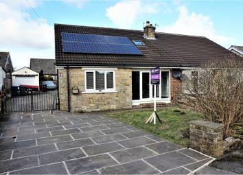 Thumbnail 3 bed semi-detached house for sale in Ogden Crescent, Denholme
