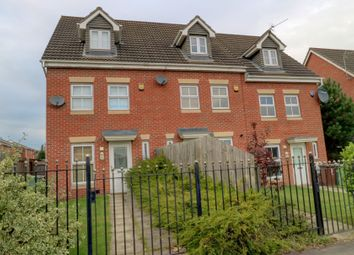 Thumbnail 3 bedroom town house for sale in Farr Row, Nottingham