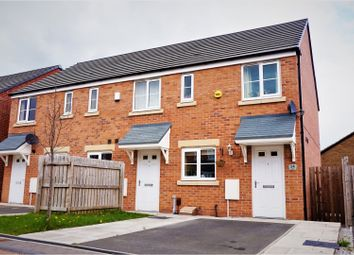 Thumbnail 2 bedroom semi-detached house for sale in St. Gabriel Court, Leeds