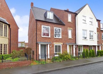 Thumbnail 3 bedroom end terrace house for sale in Farm House Road, Lawley Village, Telford, Shropshire