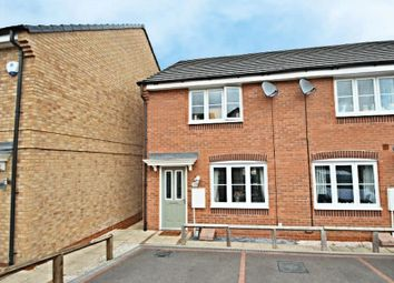 Thumbnail 2 bed town house to rent in Lamphouse Way, Wolstanton, Newcastle
