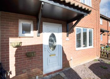 Thumbnail 3 bed semi-detached house for sale in Sandpiper Drive, Stanground, Peterborough