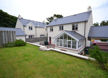 Thumbnail 3 bed detached house for sale in Strawberry Close, Little Haven, Pembrokeshire