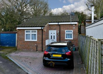 Thumbnail 1 bed bungalow to rent in Rollesby Road, Chessington