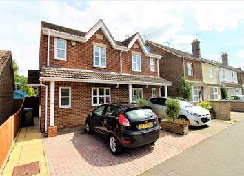 Thumbnail 2 bed semi-detached house for sale in Littlehaven Lane, Horsham, West Sussex.