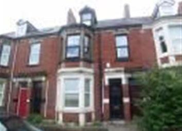 Thumbnail 4 bed flat to rent in Sandyford Road, Sandyford, Newcastle Upon Tyne