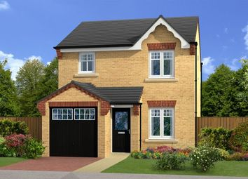 "Thumbnail 3 bedroom detached house for sale in ""The Alderton"" at Carr Green Lane, Mapplewell, Barnsley"