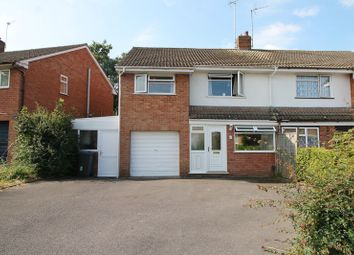Thumbnail 3 bed semi-detached house for sale in Millbridge Road, Hucclecote, Gloucester
