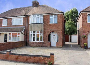 Thumbnail 3 bedroom semi-detached house for sale in Burnholme Avenue, York