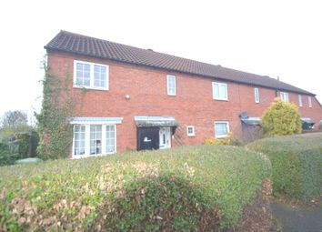 Thumbnail 3 bed end terrace house for sale in Hampson Close, Bradwell, Milton Keynes