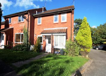 Thumbnail 1 bed end terrace house to rent in Oakapple Close, Pease Pottage, Crawley