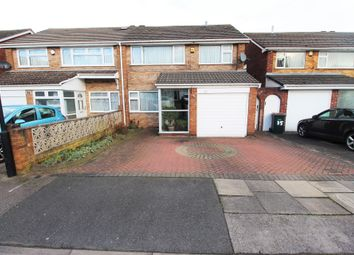 Thumbnail 3 bed semi-detached house to rent in Wood Hill Rise, Holbrooks, Coventry, West Midlands