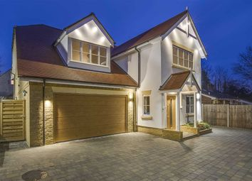Thumbnail 4 bed detached house for sale in Bullocks Lane, Hertford