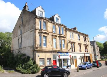 Thumbnail 2 bed flat for sale in Flat 2/1 36 Dumbarton Road, Bowling