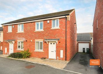 Thumbnail 3 bedroom semi-detached house for sale in Griffins Crescent, Walsall