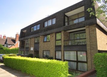 Thumbnail 2 bed flat for sale in Holmfield Road, Leicester