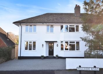 Thumbnail 4 bed semi-detached house for sale in Hillside Road, Ashtead