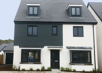 "Thumbnail 5 bed detached house for sale in ""The Regent"" at Charlbury Drive, Plymouth"