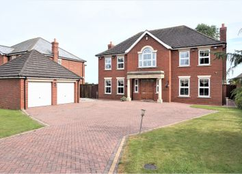 Thumbnail 4 bed detached house for sale in Old Paddock Court, Grimsby
