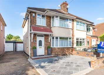 St. Nicholas Avenue, Hornchurch RM12. 3 bed semi-detached house