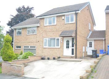 Thumbnail 3 bed semi-detached house for sale in Blackburn Drive, Chapeltown