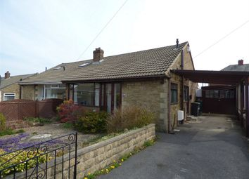 Thumbnail 2 bed semi-detached bungalow for sale in Fountain Drive, Liversedge