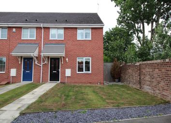 Thumbnail 3 bed semi-detached house for sale in Knavesmire Way, Allerton