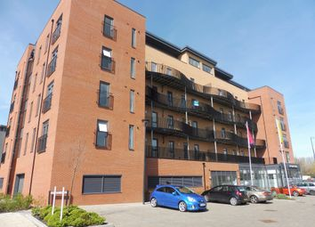 Thumbnail 2 bed flat for sale in Castleward Court, Trinity Walk, Derby