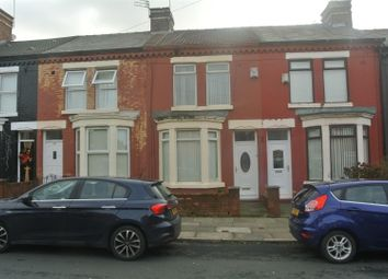 Thumbnail 2 bed terraced house for sale in Bedford Road, Bootle, Liverpool